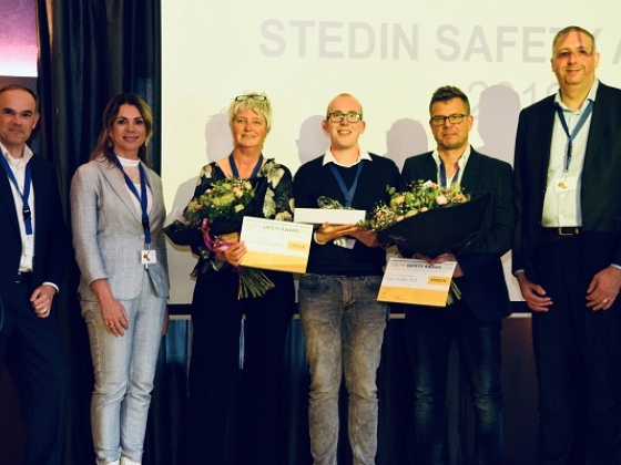 BAM Infra wint Stedin Safety Award